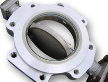 """USED 8"""" DURCO BUTTERFLY VALVE,"""