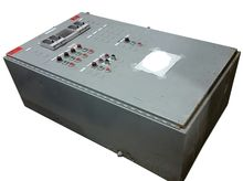 Used Electrical Control Panel