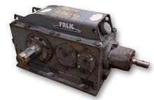 Used 5 HP Falk Enclosed Gear Dr