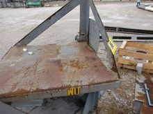 USED CONAIR TILT TABLE MODEL 12