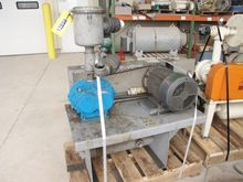 Used 7.5  HP Tuthill 4002-21l2