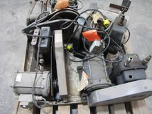 LOT OF USED LABORATORY VACUUM P