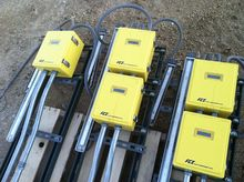 Lot Of Fci Enclosures W/manomet