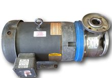 Used 7.5 HP Goulds 316 Stainles