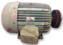 Used 100HP US Electrical AC Mot