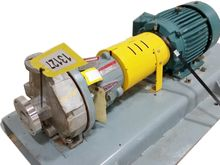 USED 7.5 HP DURCO FLOWSERVE MAR