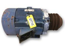 Used 50 HP General Electric AC