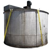 Used 3,500 GALLON STAINLESS STE