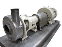 USED 100 HP DISCFLO STAINLESS S