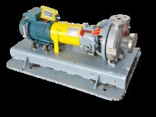 USED 7.5 HP DURCO FLOWSERVE MK
