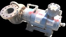 USED SUNDYNE CANNED MOTOR PUMP