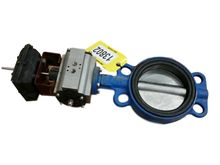 """Used 6"""" Butterfly Valve with st"""
