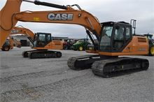 New CASE CX210D in J