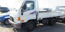 HYUNDAI HD72 flatbed truck
