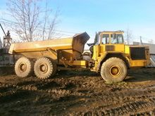 1999 VOLVO A35, dumpers / tippe