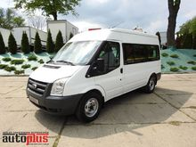 2011 FORD TRANSIT BUS MINIBUS 6