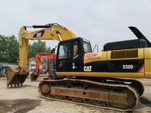 2013 CATERPILLAR 336DL tracked