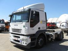 2007 IVECO AT440S42T/P tractor