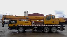 2014 XCMG QY25 mobile crane