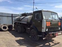 1992 KAMAZ 5320 fuel truck