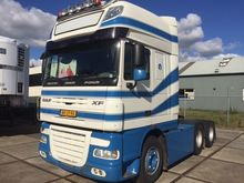 Used 2009 DAF FTS XF