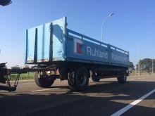 KASSBOHRER v14 tipper trailer