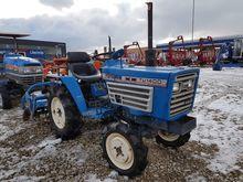 ISEKI TU1400, tractors wheel tr