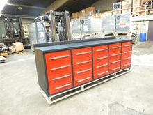 Onbekend Combined tool cabinets