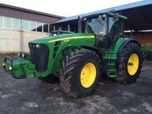 2007 JOHN DEERE 8430 wheel trac