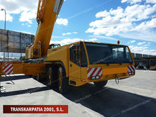 1999 DEMAG AC 300 mobile crane