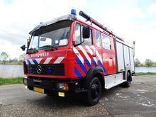 1986 MERCEDES-BENZ 1117 fire tr