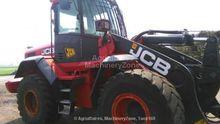 2012 JCB 436E ZX WM wheel loade
