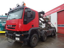 2008 IVECO AT340T45 cable syste