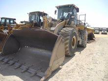 2015 CATERPILLAR 966M wheel loa