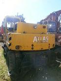 1998 ATLAS 1604KZW, excavator t