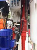 SAICI STM 1000 concrete mixer