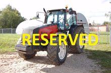 1997 VALMET 8150 wheel tractor