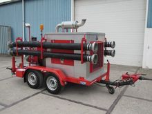 Used HIGH power pump