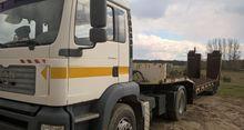 2001 MAN 18.310 tractor unit +
