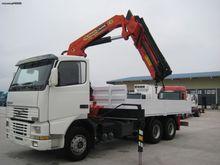 1994 VOLVO FH12 420 '94 dump tr