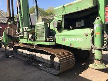 Comachio 1500 drilling rig