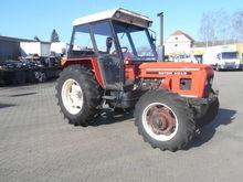 1983 ZETOR 6045 wheel tractor
