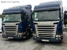 2010 SCANIA G440 tractor unit