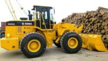 2017 XGMA XG-953H wheel loader