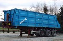 Used 2007 MEGA tippe