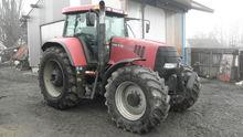2007 CASE IH CVX 1195 wheel tra