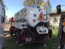 FIAT 110 tank truck