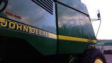 1998 JOHN DEERE 9610 Maximizer+