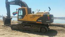 2012 VOLVO EC290 B tracked exca
