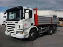 Used SCANIA P400 dum